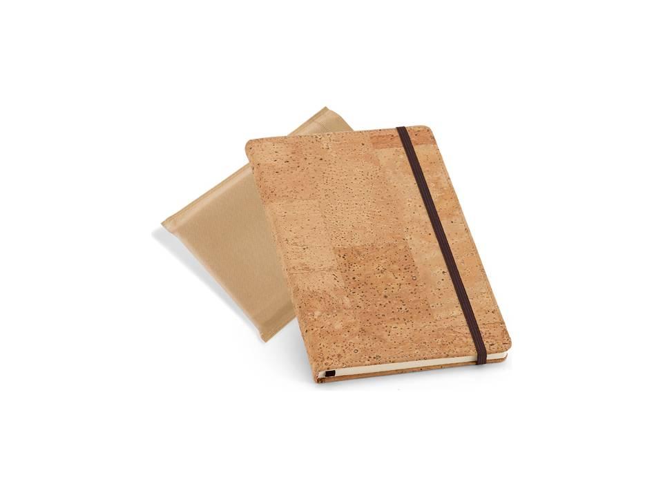 Portel notitieboekje
