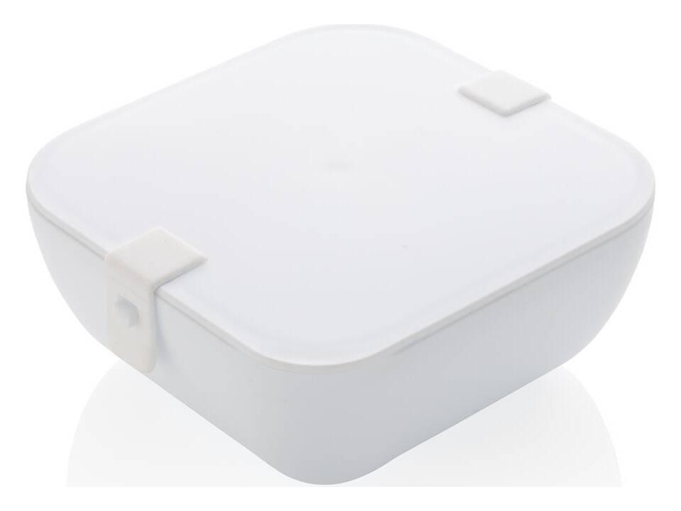 PP lunchbox vierkant