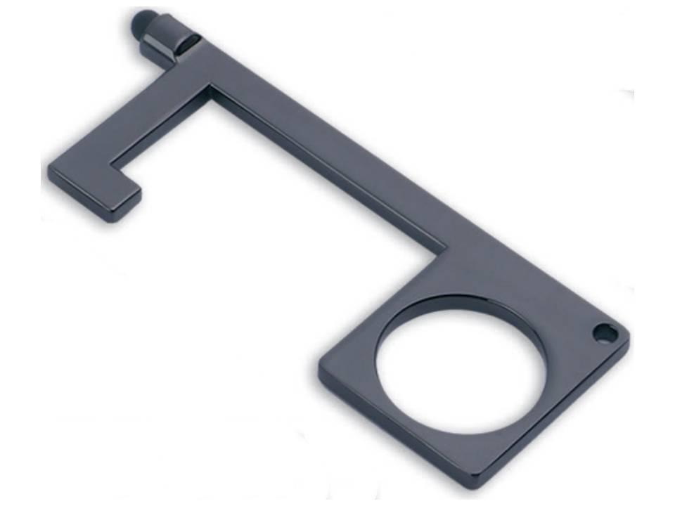 Premium No touch key met touchscreen stylus zwart
