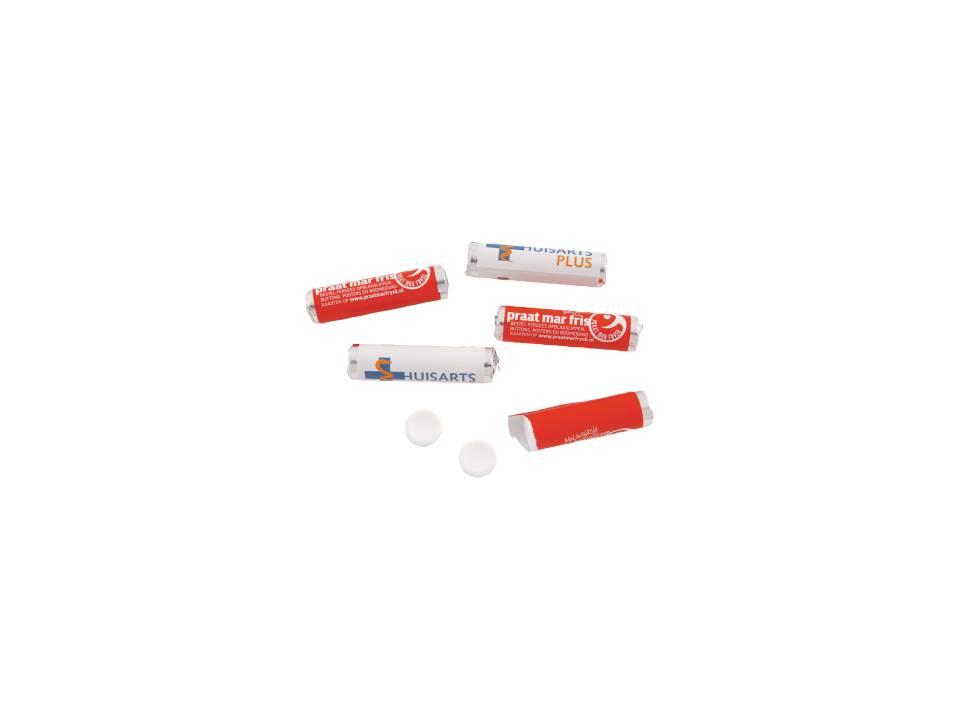Promotierol snoepje met mint dextrose 14 muntjes