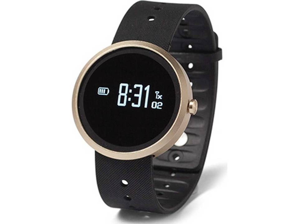 Q-Watch plus heart rate Smart Fitness watch
