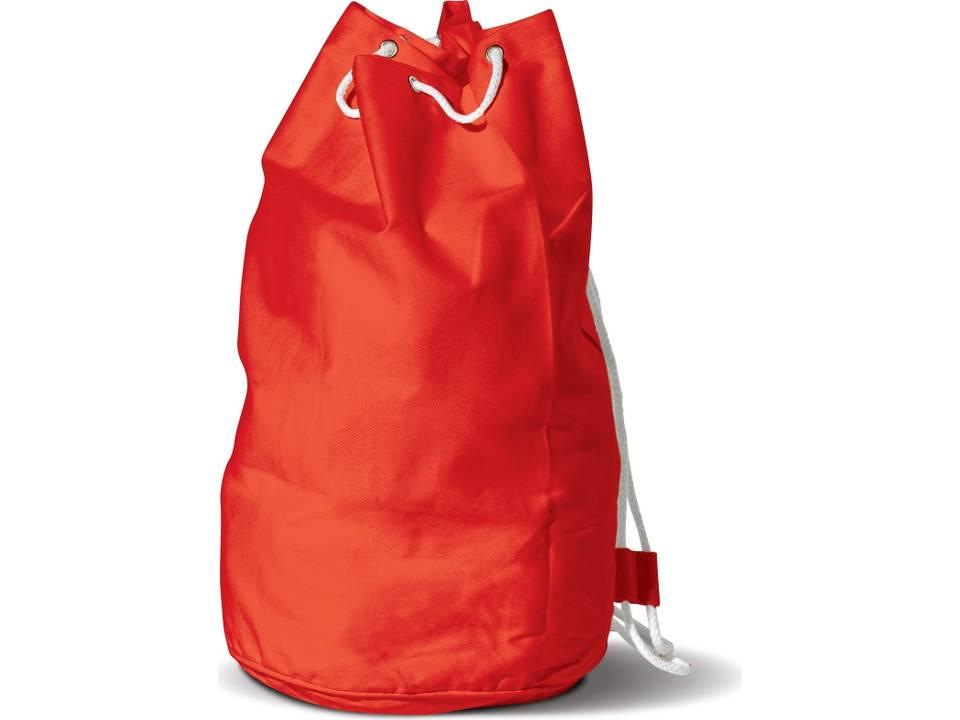 sailor bag rood