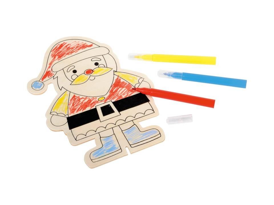 Santa Eco Colour inkleuren