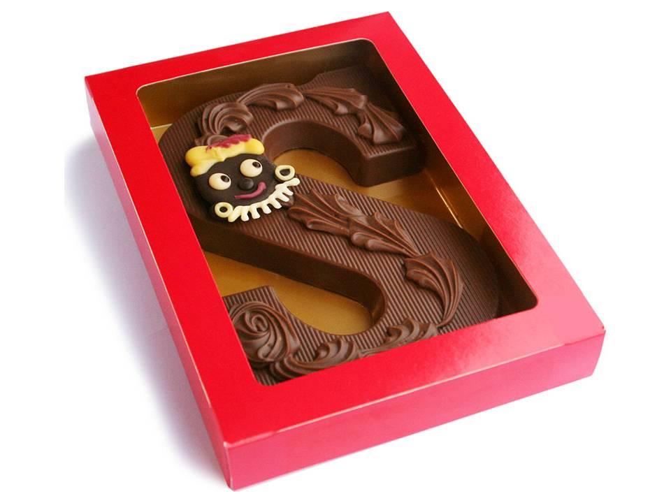 Sint Chocoladeletter