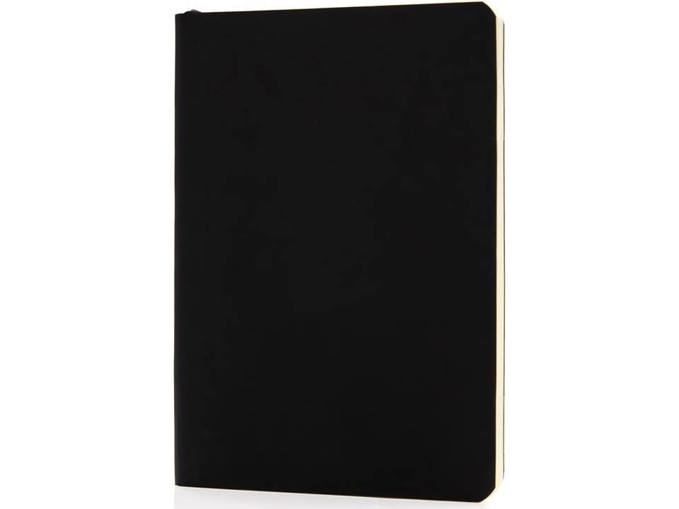 Standaard flexibel notitieboekje met softcover