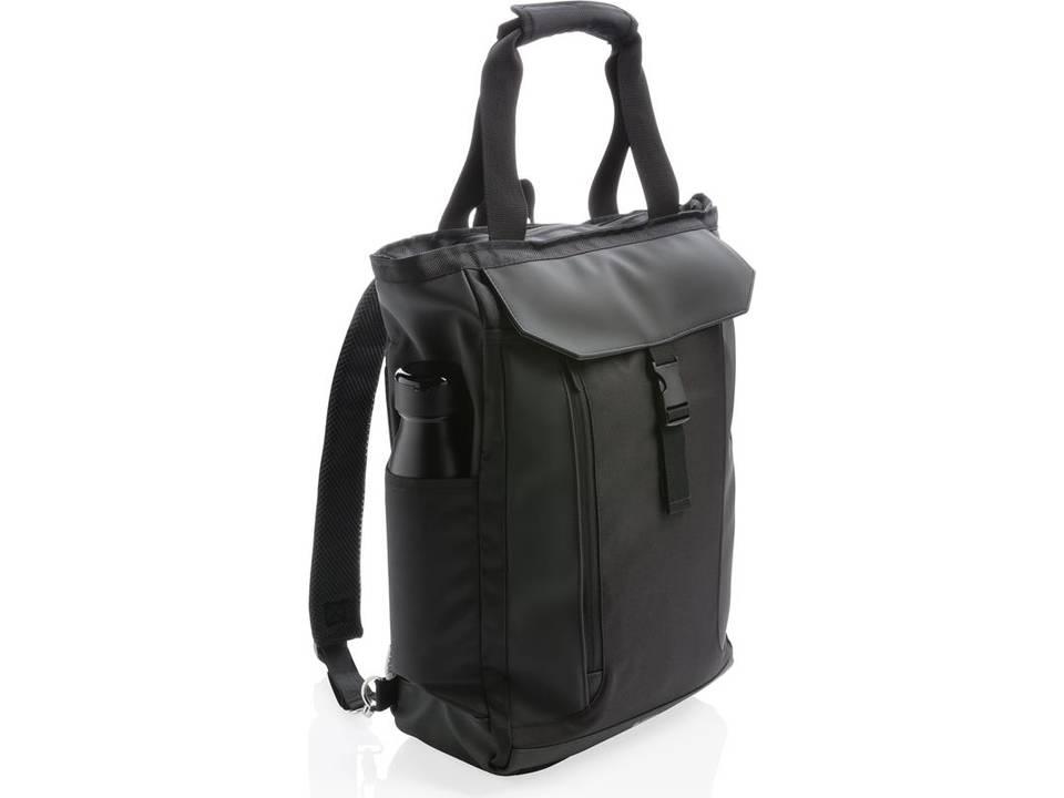 """Swiss Peak 15"""" laptop rugzak en draagtas PVC vrij-voorbeeld"""