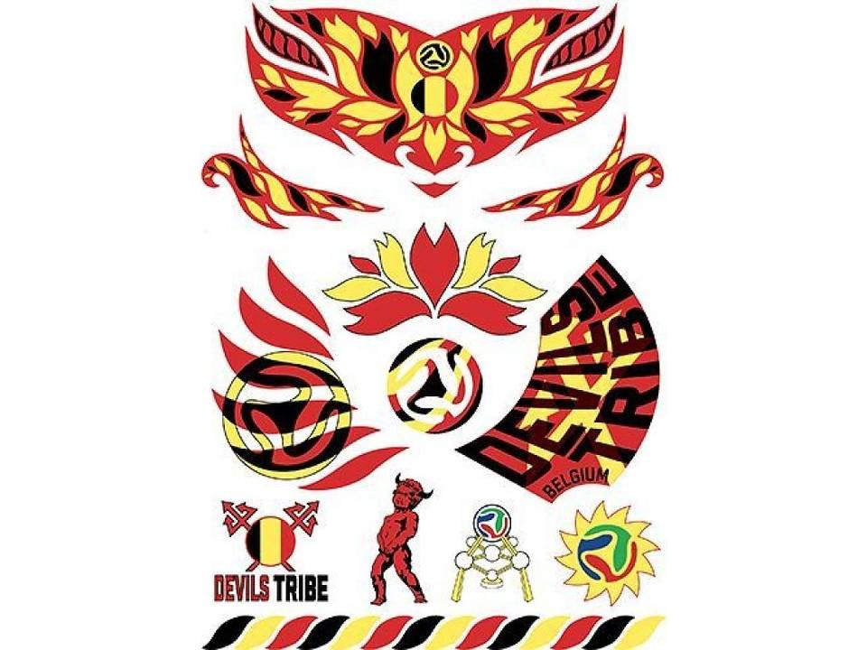 Tattoo Belgium