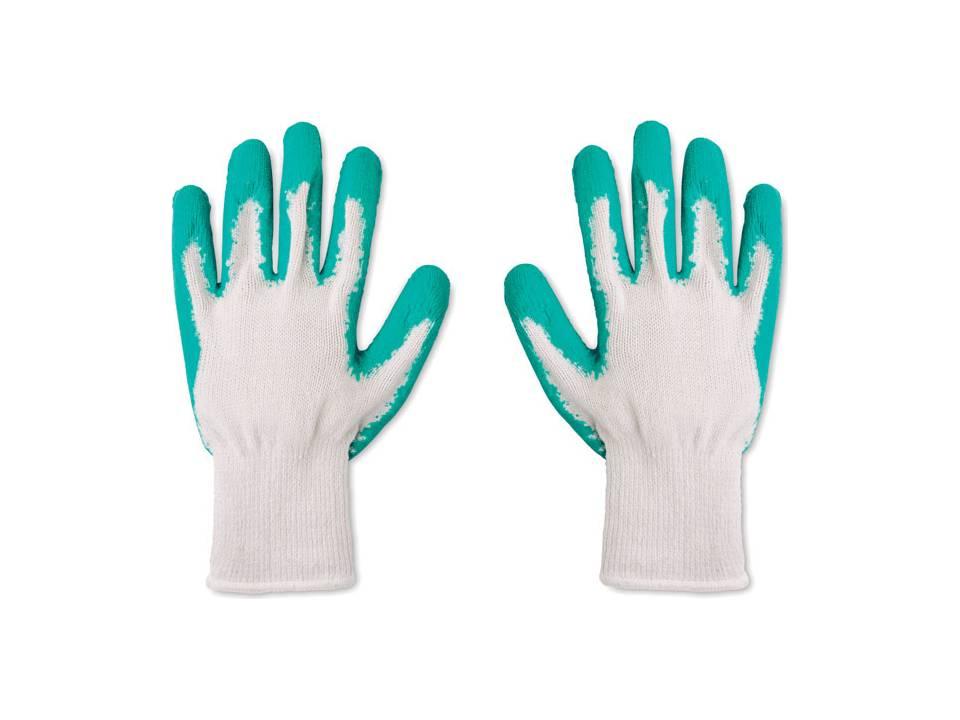 Tuin handschoenen bedrukken
