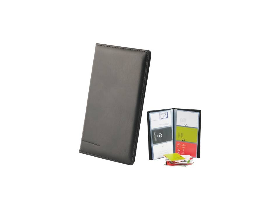Business card folder for 96 business cards - Business card holders ...