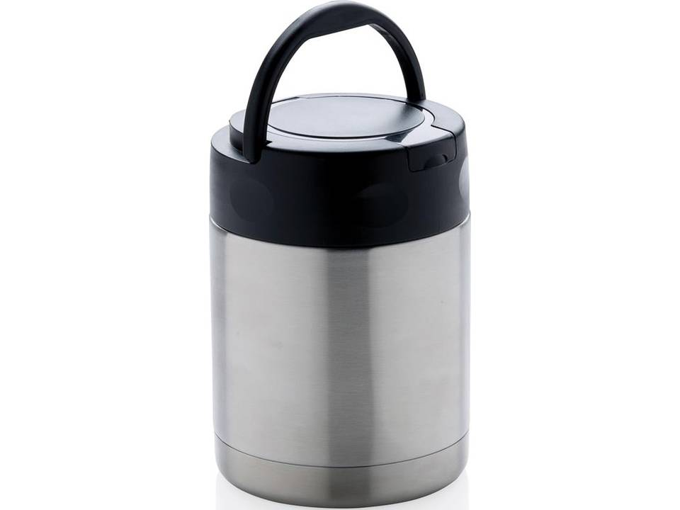 Voedselcontainer met vacuüm isolatie - 350 ml