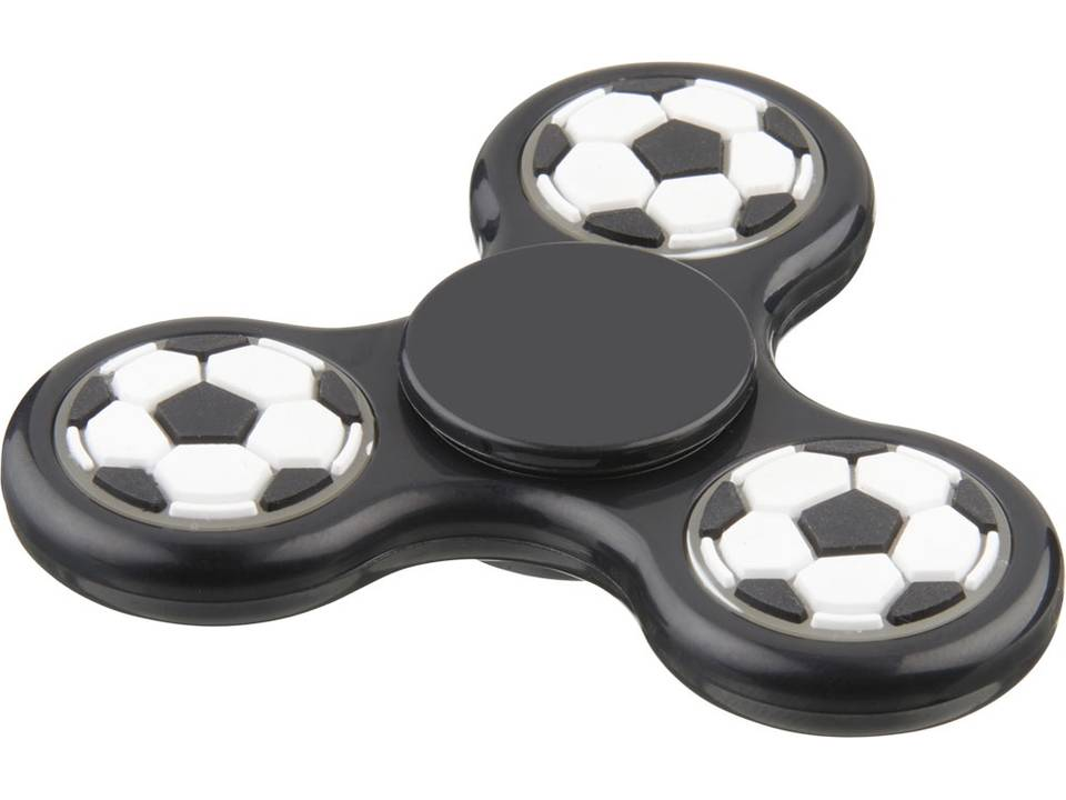 Voetbal fidget spinner bedrukken