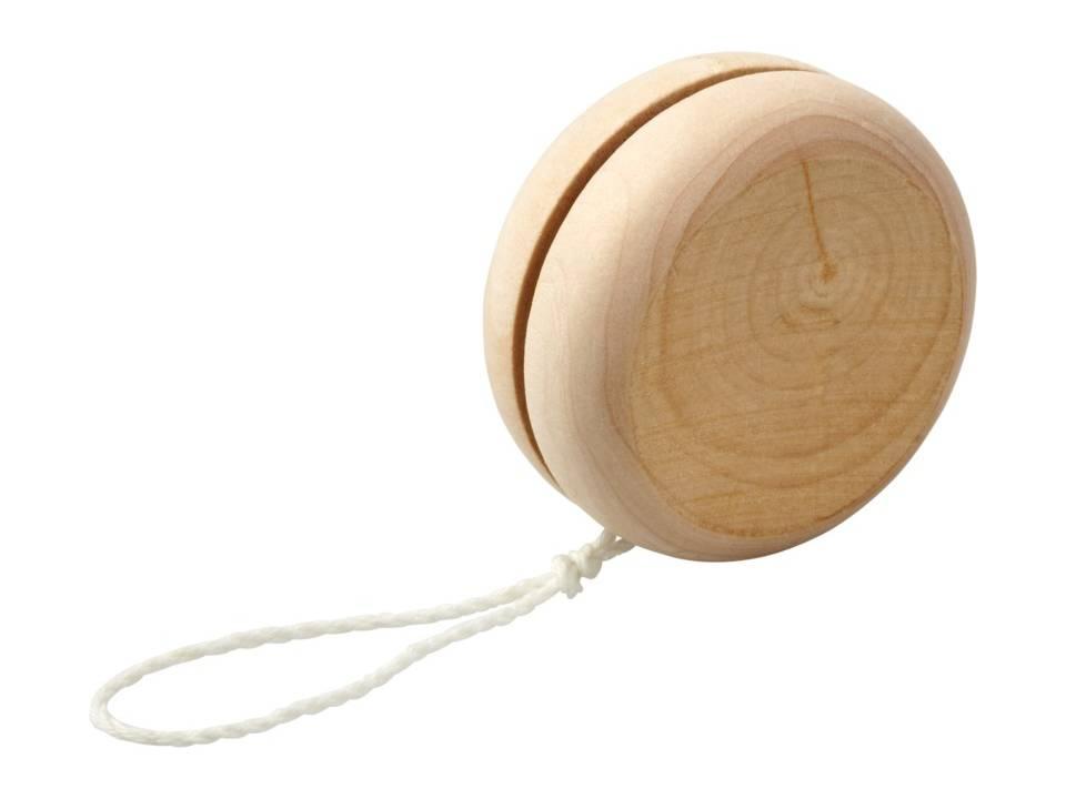 Woody houten jojo