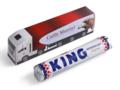 Mini truck with roll King mints