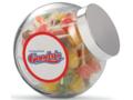 Met Bol Lollies gevulde snoeppot van 2 liter