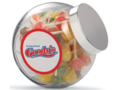 Large glass jar 2 liter