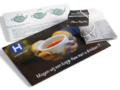 Thee in papieren envelopje