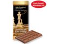 Chocolade reep in flowpack