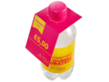 Flap over kaartje bronwater - 330 ml