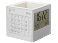 Pennenbakje met kalender