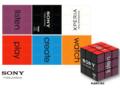 Rubik's Kubus 3x3 Sleutelhanger 6