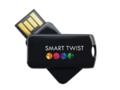 USB stick Smart Twist - 4GB 4