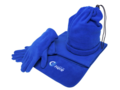 Fleece scarf, gloves, ski buff 2