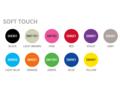 Premec Chalk Soft Touch finish 12