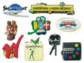 Gedrukte reclame pins