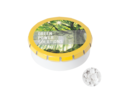 Super round Click container with Sugarfree mints 11