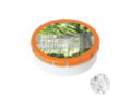 Super round Click container with Sugarfree mints 3