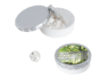 Super round Click container with Sugarfree mints 10