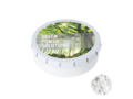 Super round Click container with Sugarfree mints 9