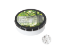 Super round Click container with Sugarfree mints