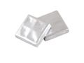 Transparent box 9 x5 gr, Barry Callebaut chocolate 2