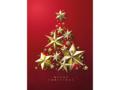 Adventskalender A4 - met eigen omslag en 24 Callebaut chocolaatjes 12