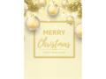 Adventskalender A4 - met eigen omslag en 24 Callebaut chocolaatjes 13