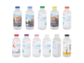 Waterfles met platte dop - 330 ml 12