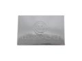 Barre de chocolat carte de crédit avec gaufrage 5