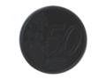 Sleutelhanger winkelwagenmunt met 0,50 euro muntje