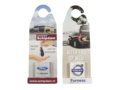 Hangcard or car mirror hanger with mints 3