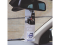 Hangcard or car mirror hanger with mints 2