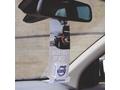 Deur of autospiegel hanger met verrassing muntjes 2