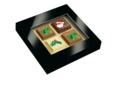 Doosje logo chocolade