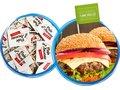 Hamburger of sandwich prikker 24