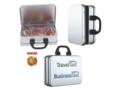 Boîte valise avec d`oursins Haribo