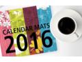 Calendar Mousemat 4