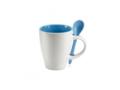 Keramisch koffiemok met lepel - 250 ml 3