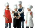 Kids chef's hat 1