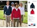 Open Sweater met capuchon en rits 9