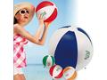 Tweekleurige strandbal 5